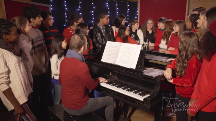 """""""That's Christmas To Me"""" cover by TheBSP students of The Holiday Star Experience"""