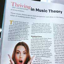 Very happy to help to demystify music theory for MT students: So much fun to write for Classical Singer Mag!