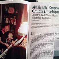 Loved writing this article for Classic Singer Magazine!
