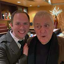 I mean, come on! It's John Kander! A total blast at the Fred Ebb Award!